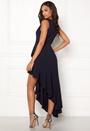 Francesca V Neck Dress