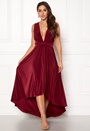Multi Tie High Low Dress