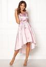 Sleeveless High Low Dress