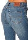 Gul & Blå Higher Jagger Jeans L35 Light Blue