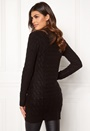 Kira cable sweater dress