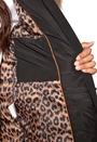 Hollies Davos Long Jacket Black