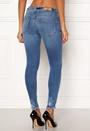 Lulu Genio Mid Blue Jeans