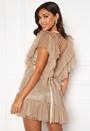 Nathalie Dress Beaded Tulle