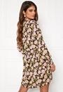 Carmen L/S Short Dress
