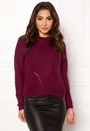 Daisy Structure Pullover