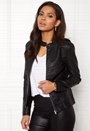 Dallas Faux Leather Jacket