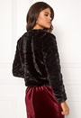 Evan Short Fake Fur Jacke
