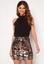 Lola S/L Highneck Dress