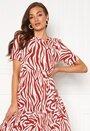 Tara S/S Midi Dress