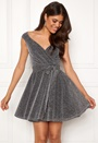 Lurex Skater Dress