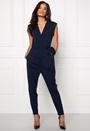 Make Way Elle Jumpsuit Midnight blue Bubbleroom.se