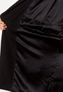 Make Way Luwana Spring Coat Black