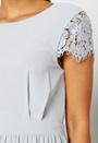 Camellia Chiffon Dress