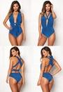 Multi Tie Swimsuit