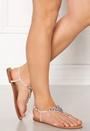 Embellished Toe Sandal