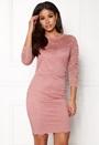 Go Floral Lace Bodycon Dress