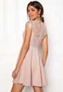 Lace 2 in1 Detail Dress