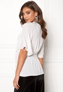 Raquel Twist Wrap Top
