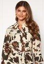 Alika L/S Shirt Dress