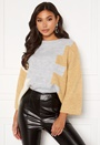 Alizee 3/4 Knit Pullover