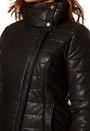 OBJECT Cammie Short Jacket Black