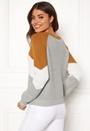 Graph L/S Knit Pullover