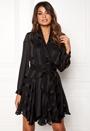 Katinka L/S Wrap Dress
