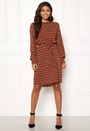Rory L/S Short Dress