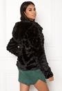 Sandie Faux Fur Jacket