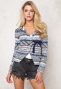 Odd Molly Lovely Knit Blue Bubbleroom.no