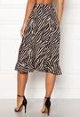 Ana Wrap Frill Skirt