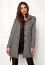 Ashley Check Wool Coat