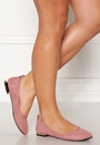Bell Heeled Ballerina