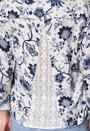 ONLY Eleonora l/s Lace Shirt Cloud Dancer