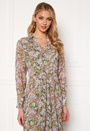 Ellie L/S Midi Dress Wvn