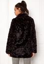ONLY Holly Fur Coat Black
