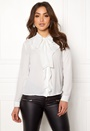 Intu L/S Frill Shirt