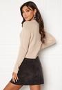 Juna Life L/S Zip Pullover