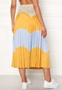 June Faux Suede Maxi Skirt