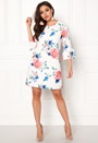 Kenni Flower 3/4 Dress
