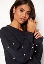Mella L/S Pearl Pullover
