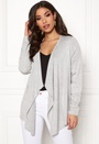 Mila L/S Draped Cardigan