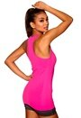 ONLY PLAY Christine Seamless SL Top Pink Glo