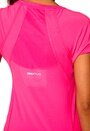 ONLY PLAY Claire SS Training Top Pink Glo