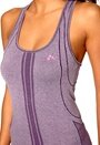 ONLY PLAY Geri Seamless SL Top Grape Royale