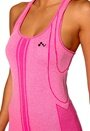 ONLY PLAY Geri Seamless SL Top Pink Glo