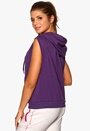 ONLY PLAY Zuri Sweat Cape Grape Royal