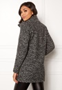 Sophia Boucle Wool Coat