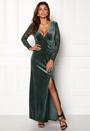 Valerie L/S Maxi Dress